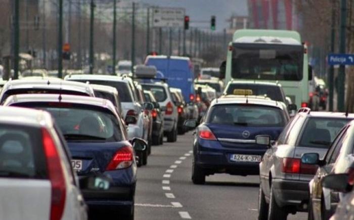 Pojačana frekvencija vozila u gradskim centrima