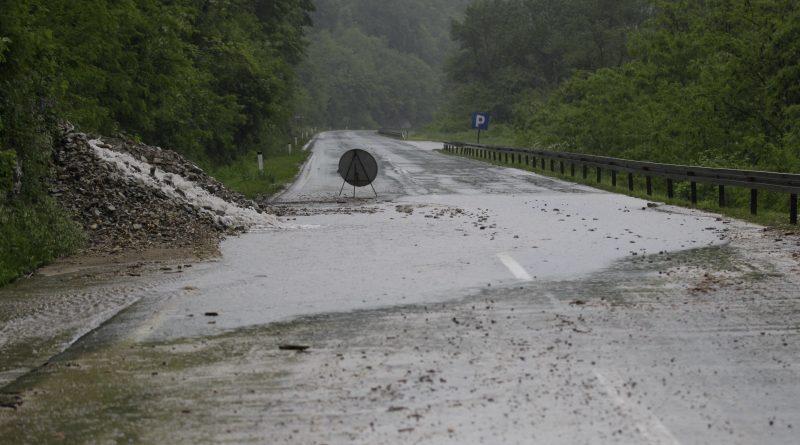 Učestali odroni zemlje i kamenja na putevima u BiH