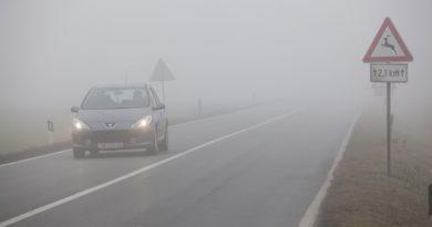Magla smanjila vidljivost na putevima u BiH