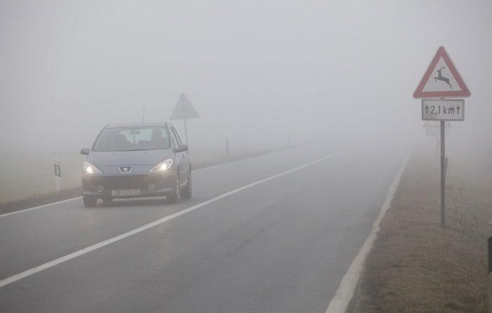 Magla smanjuje vidljivost na putevima u BiH