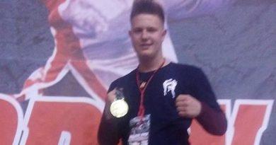 Huso Turić drugi na Svjetskoj listi kickboxera u svojoj kategoriji