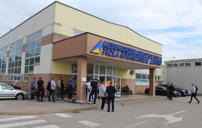 Komandir jedinice Granične policije na Aerodromu Tuzla prijavljen zbog nezakonitih radnji