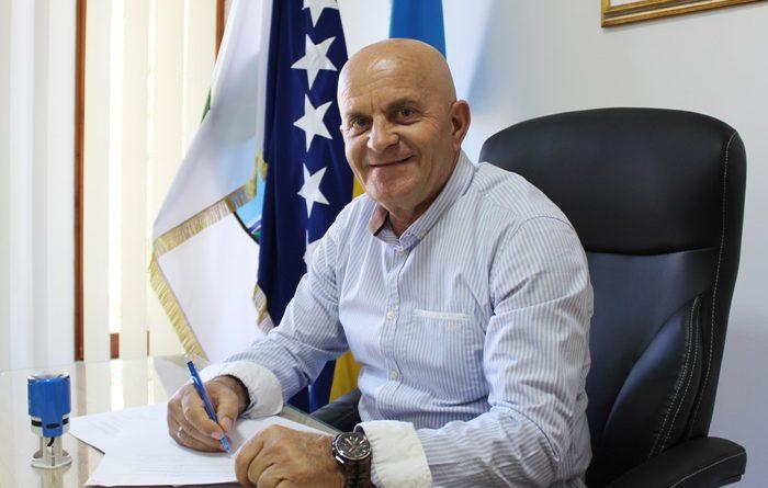 Načelnik Kalesije obezbjedio 243.100 KM za uređenje industrijske zone