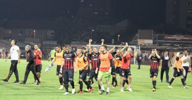 Sloboda sa igračem manje pobijedila Tuzla City u prvom tuzlanskom derbiju u historiji