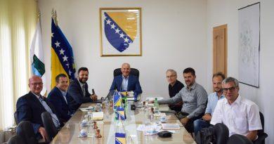 Općinski načelnik razgovarao sa predstavnicima Ambasade Švicarske u BiH