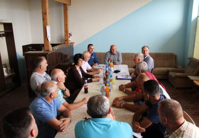 Općinski načelnik sa saradnicima obišao MZ Miljanovci