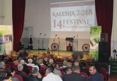 U Kalesiji održan 14.Festival izvorne muzike