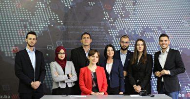 Tuzlanski Odsjek za žurnalistiku otvorio News Room: Počinje praksa na fakultetu