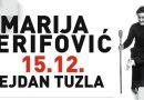 Od sutra u prodaji ulaznice za koncert Marije Šerifović u Tuzli