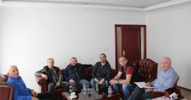Općinski načelnik razgovarao sa delegacijom FK Sloga iz Tojšića