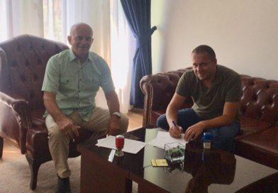 Općinski načelnik potpisao ugovor vrijedan 19.785 KM
