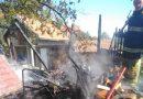 U požaru u Džafićima povrijeđena jedna osoba
