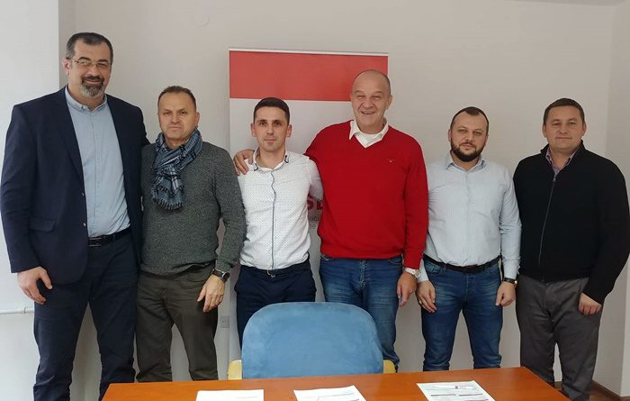 """Socijaldemokrati BiH u Kalesiji """"pojačali"""" se članovima SDP-a i BPS-a"""