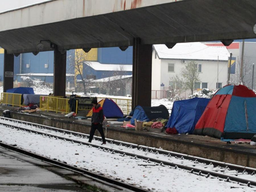 Za devet mjeseci u BiH ove godine prijavljena 13.333 nezakonita migranta