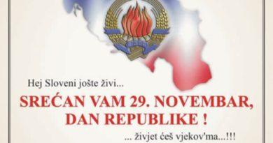 Na današnji dan slavio se Dan Republike